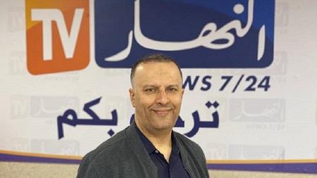 Anis Rahmani, le puissant patron et propriétaire d'Ennahar, le premier groupe de médias privé algérien