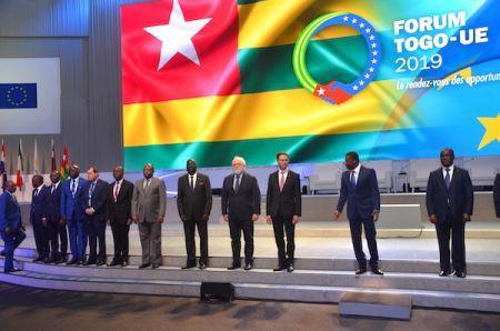 forum économique Togo-UE à Lomé