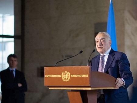 La première session de pourparlers (...) entamée le 3 février s'est achevée