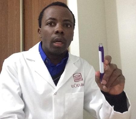 Jérôme Muyangi, Héros Africain, a découvert le remède contre Coronavirus