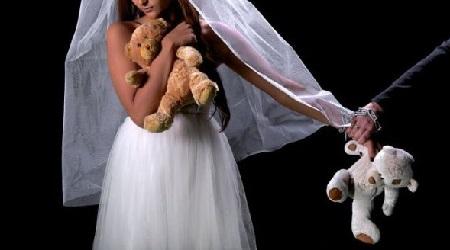 Une fille se suicide pour échapper à un mariage forcé (illustration)