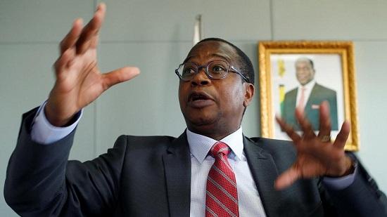 Le ministre des Finances du Zimbabwe, Mthuli Ncube