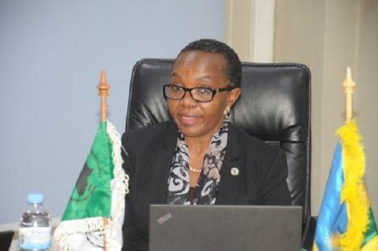 la directrice des opérations de la BAD au Rwanda, Martha Phiri