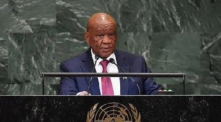 L'opposition au Lesotho appellent le Premier ministre, Thomas Thabane à la démission