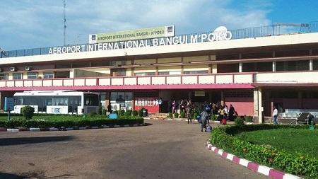 Aéroport de Bangui M'poko