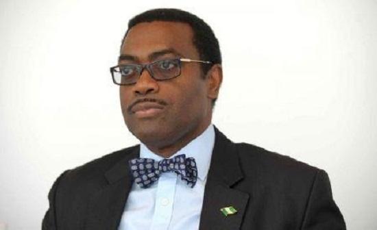 le président du Groupe de la Banque africaine de développement, M. Akinwuni A. Adesina