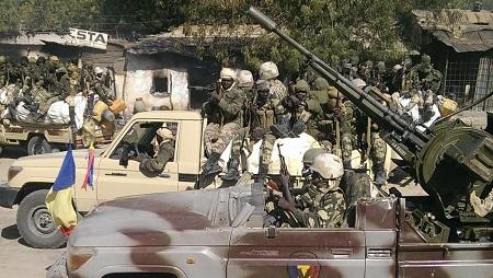 Les Etats-Unis ont livré une série de véhicules à l'armée tchadienne pour se déployer sur le terrain dans le cadre du G5 Sahel (image d'illustration) © REUTERS/Stringer