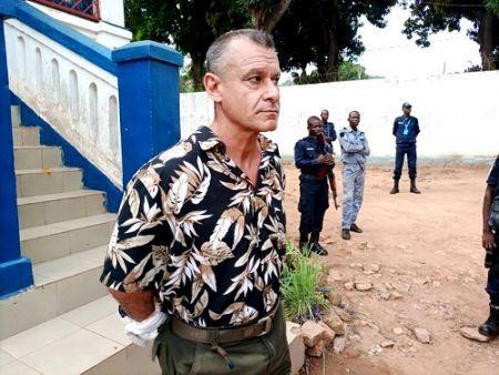 Juan Rémy Quignolot, citoyen français en possession d'un arsenal militaire important