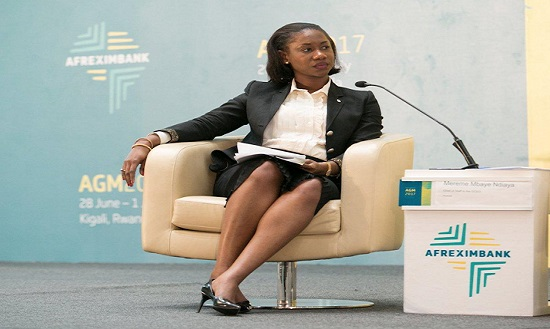 Marème Mbaye Ndiaye, Directrice générale de Société générale au Cameroun