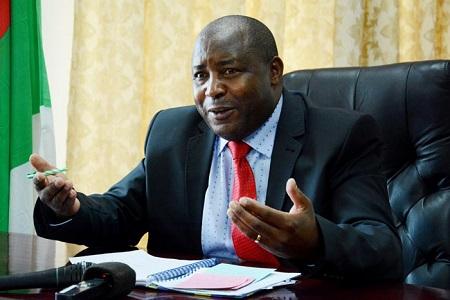 Le président burundais Évariste Ndayishimiye