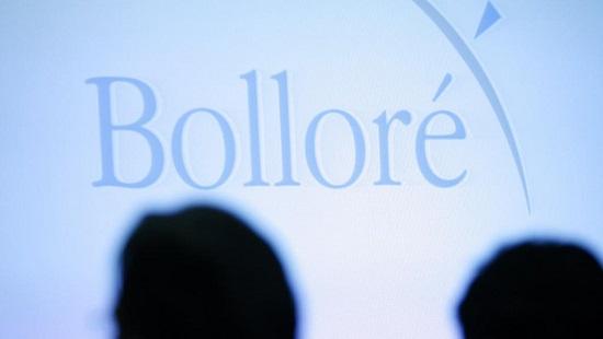 Après la mise en examen du milliardaire il y a quelques mois, c'est au tour de la holding Bolloré d'être mise en examen. © BERTRAND GUAY / AFP