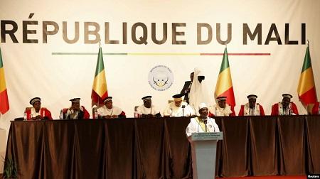 Adama Sangaré,  maire de Bamako, a été écroué dans le cadre d'investigations sur l'attribution du marché de l'éclairage de la capitale