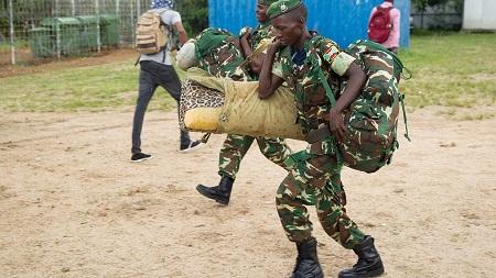 Huit soldats tués et des dizaines portés disparus après une attaque